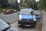 Duże korki przez zderzenie trzech samochodów osobowych na ulicy Chrobrego w Krośnie Odrzańskim. Policjanci jednak szybko zareagowali