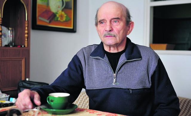 Teraz Bohdan Malinowski mieszka z córką w niewielkim mieszkaniu. Cały ich dobytek został w domu przy ul. Kurów