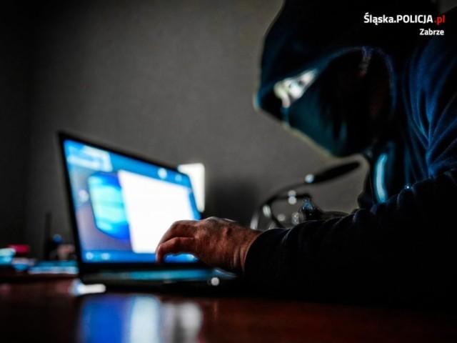 Internetowy oszust został zatrzymany