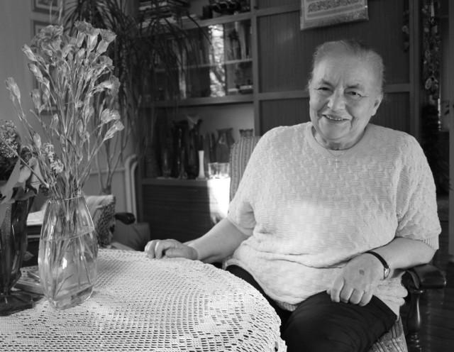Zuzanna Wartenberg (1930-2020)