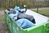 Kaliszanie sprzątali okolice Szałego. Znaleźli setki odpadów