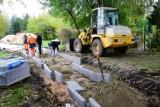 Ruszyły prace związane z zagospodarowaniem Zalewów Miejskich (ZDJĘCIA)