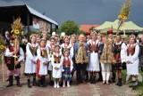 Powiatowo-gminne dożynki w Łupicach. To była największa impreza dożynkowa w okolicy