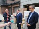 Pomorscy przedsiębiorcy wspierają powodzian na Ukrainie. Transport z darami dotrze do obwodu lwowskiego w przyszłym tygodniu