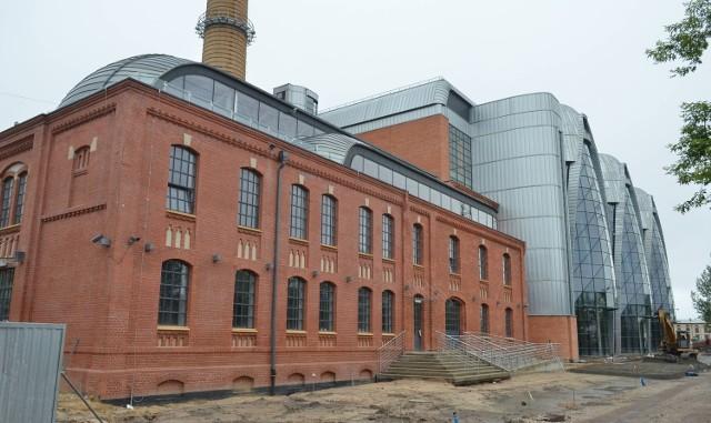 Łódź miałaby zapłacić Fundacji Sztuki Świata 4,8 mln zł, żeby ta wycofała się z rewitalizacji EC1
