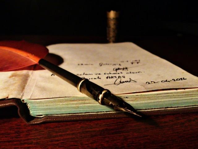 Każdy Może Zostać Poetą I Napisać Wiersz Trwa Konkurs