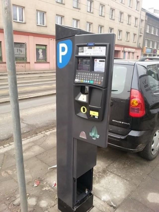 nowe parkomaty