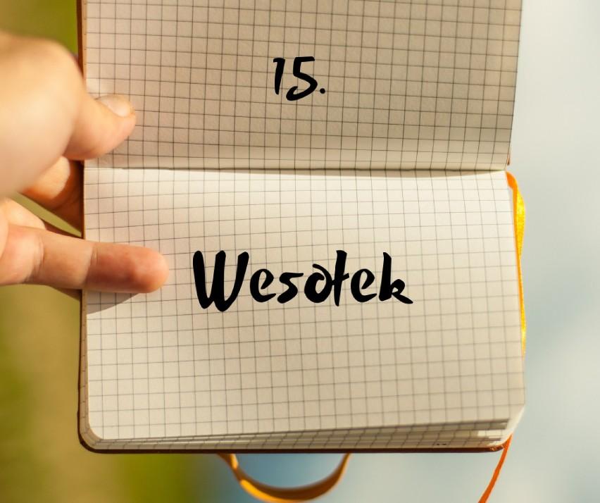 Najpopularniejsze nazwiska mieszkańców gminy Książ Wielkopolski. Sprawdź, czy twoje nazwisko jest w czołówce