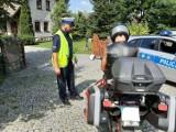 Sezon motocyklowy otwarty. Policjanci apelują o bezpieczeństwo [ZDJĘCIA]