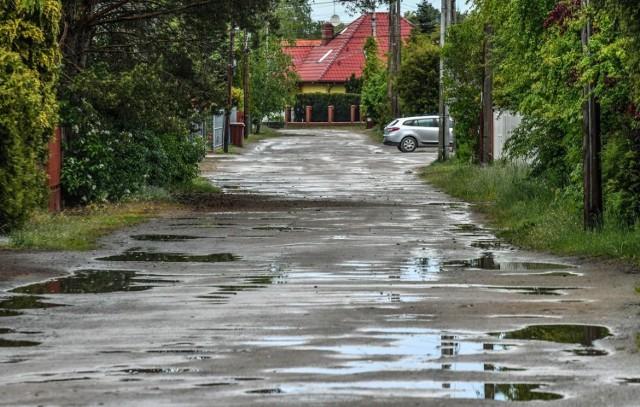 W ostatnich latach na terenie miasta powstało ponad 35 kilometrów utwardzonych ulic.