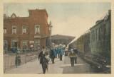 Dworzec kolejowy w Pile. Takie były jego początki [ARCHIWALNE ZDJĘCIA]