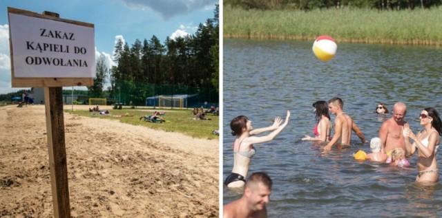 Sprawdź jakoś wody w poszczególnych kąpieliskach woj. śląskiego. Kliknij w galerię >>>