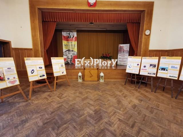 Tegoroczna edycja Szkolnego Festiwalu Nauki E(x)plory zorganizowana przez I LO w Kwidzynie odbyła się w trybie zdalnym