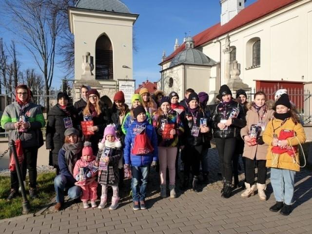 W ubiegłym roku do sztabu Wielkiej Orkiestry Świątecznej Pomocy w Busku - Zdroju należało 180 wolontariuszy. Kwestowali już od rana podczas finału. Jak będzie to wyglądało w 2021 roku? Jeszcze nie wiadomo...
