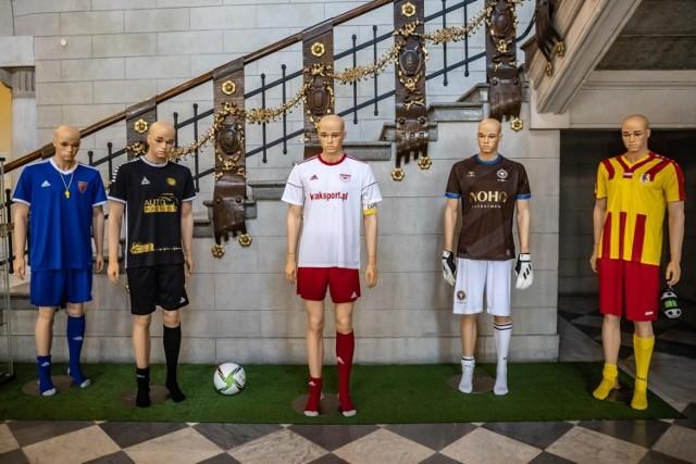 Wystawa w Urzędzie Miasta Krakowa na 100-lecie krakowskich klubów sportowych