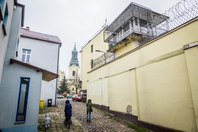 Jedyne więzienie dla niewidomych w Polsce jest w Bydgoszczy. Zobacz je od środka na kolejnych zdjęciach!