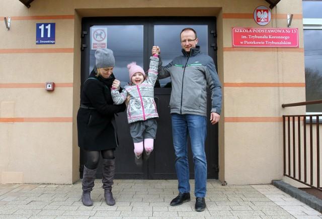 """""""Dzień otwartych drzwi"""" w SP nr 13 w Piotrkowie"""