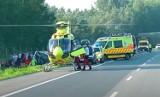 Wypadek autokaru na Węgrzech. Kiedy turyści wrócą do Polski?