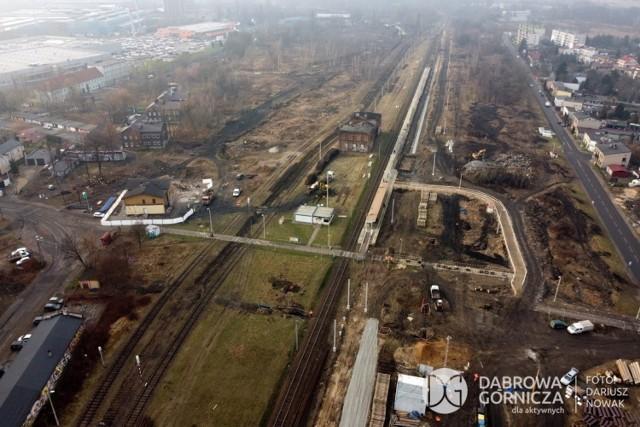 Tak wygląda dziś Dąbrowa Górnicza w przebudowie Zobacz kolejne zdjęcia/plansze. Przesuwaj zdjęcia w prawo - naciśnij strzałkę lub przycisk NASTĘPNE