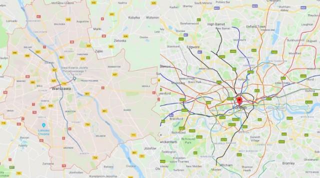 Warszawskie metro kontra reszta Europy. Jak wypadamy na tle innych? [MAPY]