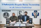 Absolwenci klasy mundurowej IV LO w Jarosławiu mogą odbyć skróconą służbę wojskową