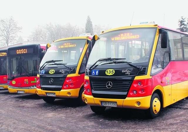 Nowe autobusy MZK lada dzień wyruszą na trasy