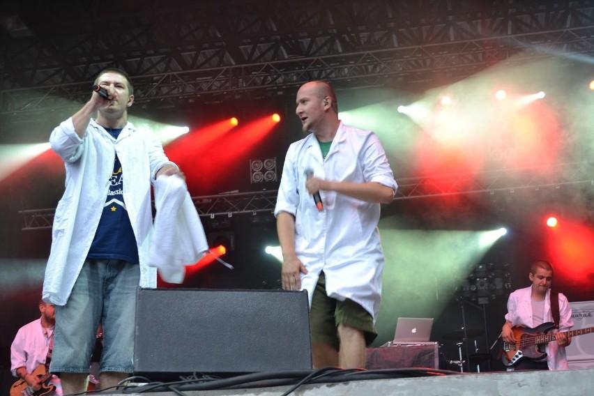 Dni Rybnika 2015: Grubson na scenie! Odszukaj się na fotkach! [NOWE ZDJĘCIA]