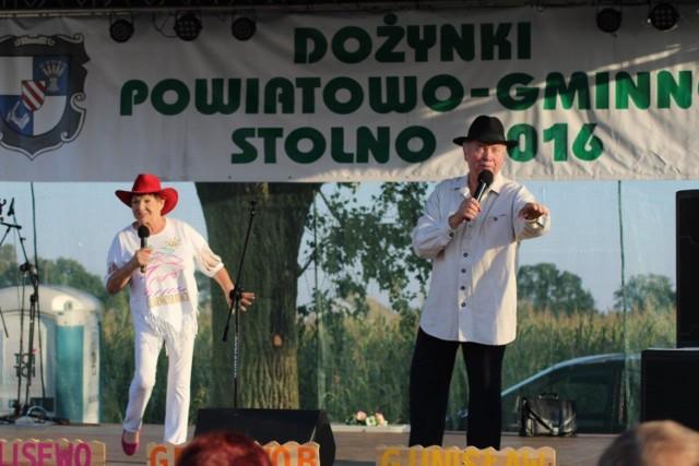 Dożynki powiatowo-gminne w tym roku zorganizowano w Stolnie.