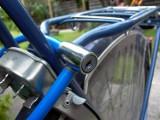 Bydgoscy rowerzyści pokazują jak bezpiecznie parkować rowery