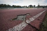 Stadion ZOS Bałtyk w Koszalinie nadaje się do generalnego remontu [ZDJĘCIA]