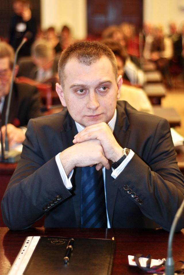 Tomasz Trela w sobotę ma zostać nowym szefem SLD