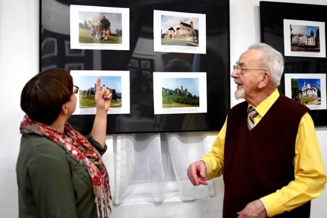 W Muzeum Borów Tucholskich do końca miesiąca można oglądać fotografie z podróży Andrzeja Mieczkowskiego.