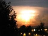 Uwaga: Burze i opady deszczu na terenie Małopolski