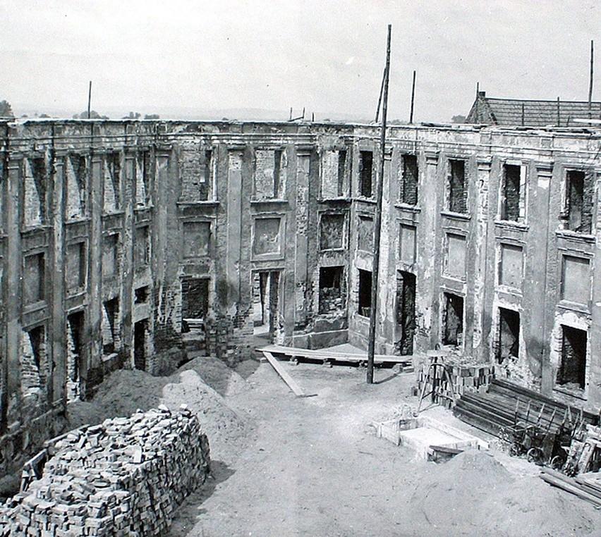 60 procent Grudziądza leżało w gruzach. Zobacz jak wyglądało miasto po wojnie [archiwalne zdjęcia]