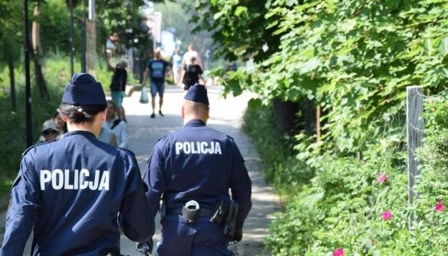 Policjanci oraz strażnicy miejscy sprawdzać będą m.in. parki, skwery oraz inne miejsca, w których może dochodzić do grupowania się osób