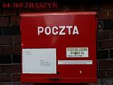Zbąszyń. Kod pocztowy, czy pamiętasz jaki obowiązuje u nas?