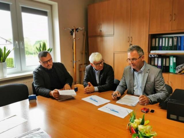 Budowa kanalizacji w Reklinie i Reklinku to kolejny etap inwestycji o wartości 18 milionów złotych