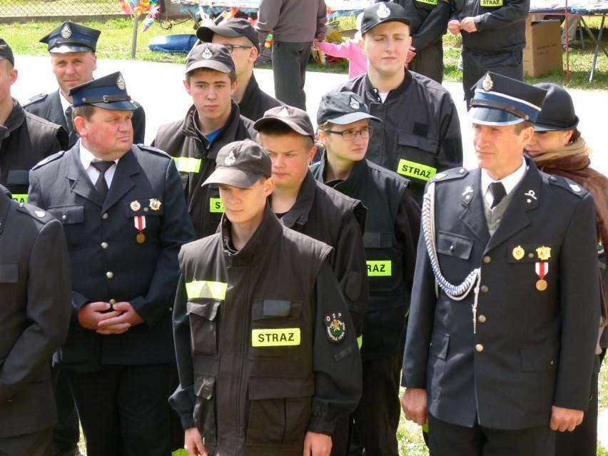 Powiatowy Dzień Strażaka w Polkowie [zdjęcia]