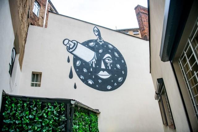 Noriaki, tajemniczy, uliczny artysta z Poznania przygotował nowy mural z okazji startu poznańskiego festiwalu Animator. Tegoroczna edycja odbywa się między 9 a 15 lipca.  Zobacz kolejne zdjęcia muralu --->