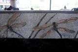 Dzieła Mehoffera na mozaice na rondzie Mogilskim [ZDJĘCIA]