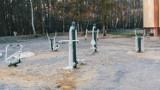 Nowe siłownie zewnętrzne w Dąbrówce Leśnej, Łukowie i Gołaszynie