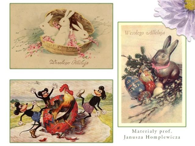 """Na wirtualne wystawie """"Wielkanocne nastroje"""", zorganizowane przez Archiwum Państwowe w Przemyślu możemy zobaczyć, jak dawniej obchodzone były Święta Wielkanocne."""