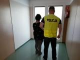 Próba włamania w Radomsku. Kobieta wpadła podczas usiłowania kradzieży