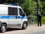 Wypadek drogowy w Duninowie koło Ustki. Poszkodowana została rowerzystka [ZDJĘCIA]