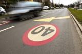 Zmiany w prawie. W mieście będzie można przekroczyć prędkość nawet o 50km/h