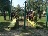 Trwają ćwiczenia strażaków ochotników z Krajowego Sytemu Ratowniczo-Gaśniczego FOTO