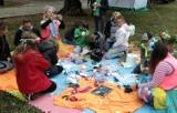 """Grudziądz. Po """"Sprzątaniu Świata"""" rozpoczął się rodzinny piknik ekologiczny na Górze Zamkowej. Zobacz zdjęcia"""