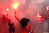Łódź. Zwrot akcji w sprawie wyroku na kiboli oskarżonych o brutalne ustawki na siekiery