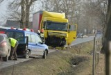 Zakrzewo. Śmiertelny wypadek na DW252. Trzy osoby nie żyją, a dwie trafiły do szpitala [ZDJĘCIA]