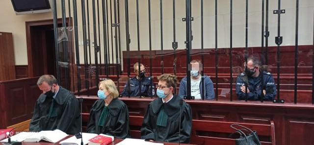 Sędzia wyłączył jawność procesu przeciw Jakubowi A. oskarżonemu o zabicie ze szczególnym okrucieństwem Kristiny z Mrowin